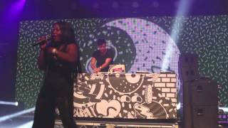 Tkay Maidza - live at The Meredith Music Festival 2015