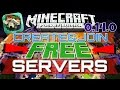 ✔️Minecraft PE 0.14.0 - HOW TO CREATE & JOIN FREE SERVERS || Multiplayer For Minecraft (MCPE 0.14.0)