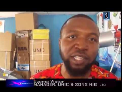 UNIC & SONS NIG LTD AT THE 2018 ABUJA INTERNATIONAL TRADE FAIR