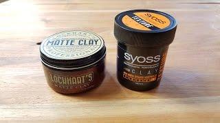 видео Гель для волос SYOSS
