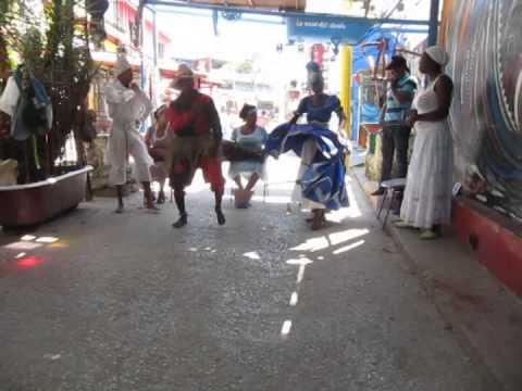Afro Cuban Santeria Dance