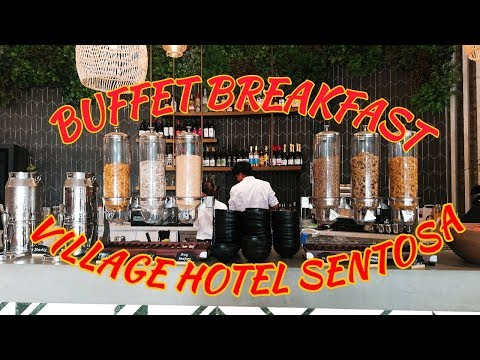 buffet-breakfast-at-village-hotel-sentosa