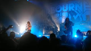 """AIRBOURNE """"Backseat Boogie"""" Nîmes 2019 (wall of death)"""