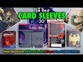 The Best Card Sleeves for Magic The Gathering: BCW Elite Guard, KMC Super, Dragon Shield and More!