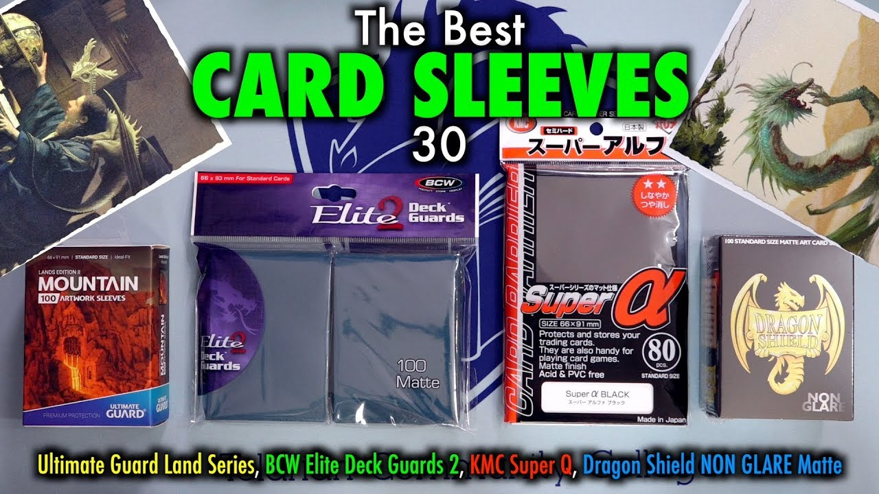Protect your Standard Size Deck of Cards London Magic Works Card Guard