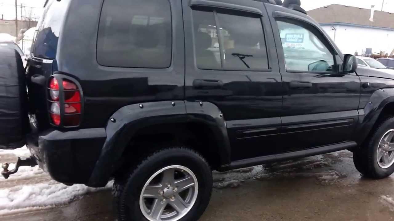 Certified Auto Sales >> 2005 JEEP Liberty Renegade (Hamilton, Ont, CA) - YouTube