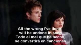 Done All wrong - Black Rebel Motorcycle subtitulos en español