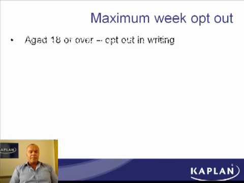Employment law Masterclass by Kaplan