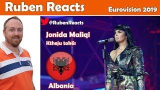 Jonida Maliqi - Ktheju tokës - Albania 🇦🇱 - Eurovision 2019 - Reaction