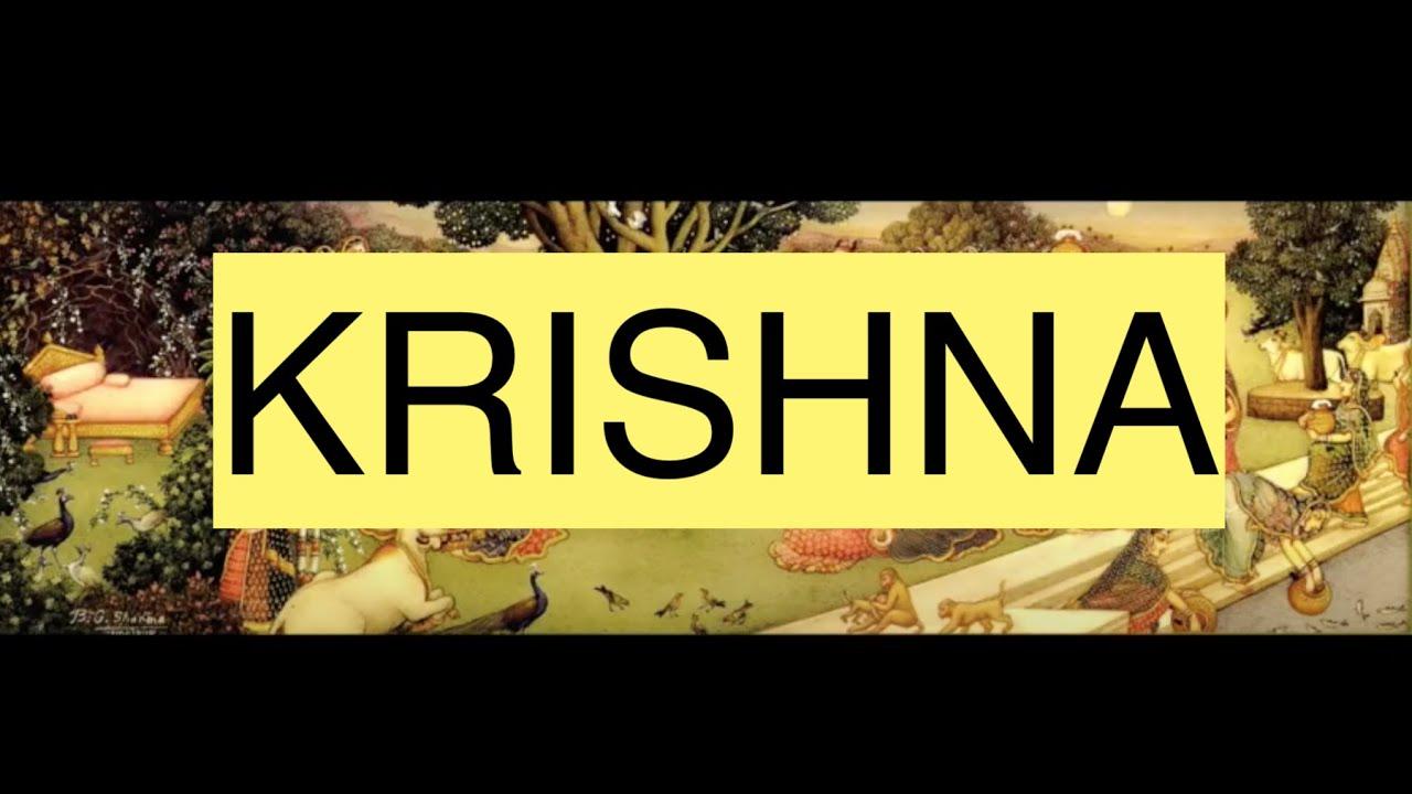 Krishna: An Improvised Sanskrit Song #1