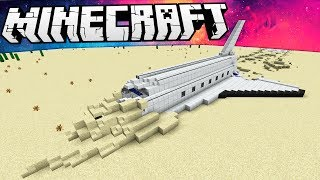 BUILDING AN AUTOMATIC TURRET! - Forever Stranded Modded Minecraft #7