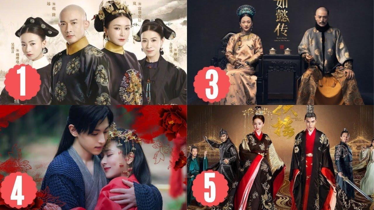 7 phim Hoa ngữ đạt hơn 10 tỷ lượt xem 2018 còn 2019?