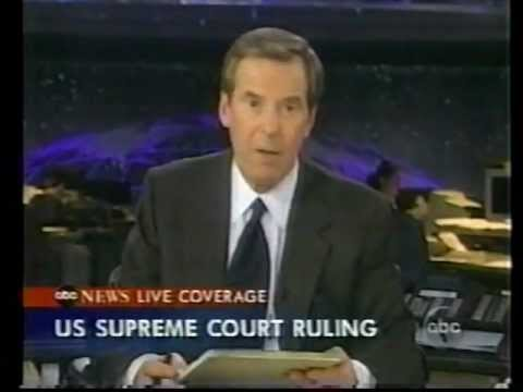 2000 Election December 12 Gore v. Bush Supreme Court Decision Part 2