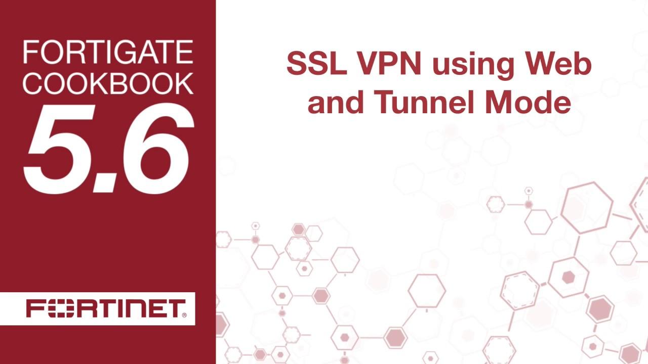 Configurando SSL VPN Fortinet