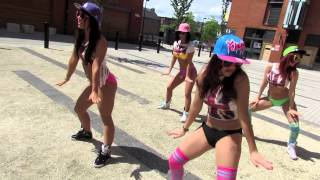 British Girls Do The WOBBLE- Enigma Dance Entertainment by V.I.C