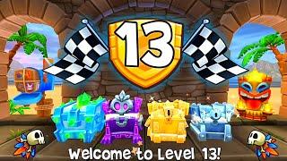 Elite Racer! | Welcome to Level 13 || Beach Buggy Racing 2