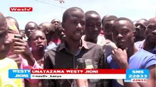 Wakazi wa Nalondo, Bungoma waandamana kulalamikia ukosefu wa u…