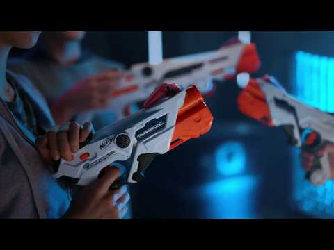 Nerf: Laser Ops - Alphapoint (Two Pack) - Video