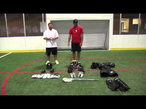 Performance Lacrosse Box Equipment