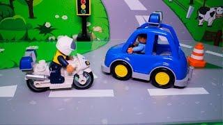 Мультики Мультфильмы для детей Полицейская машина в мультике для детей Работа полиции. Мультфильмы