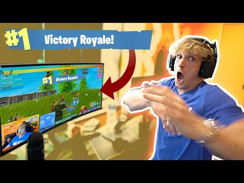 I'M THE BEST FORTNITE PLAYER ALIVE!