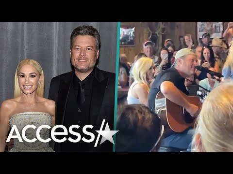 Gwen Stefani Corrects Blake Shelton On Her Married Name