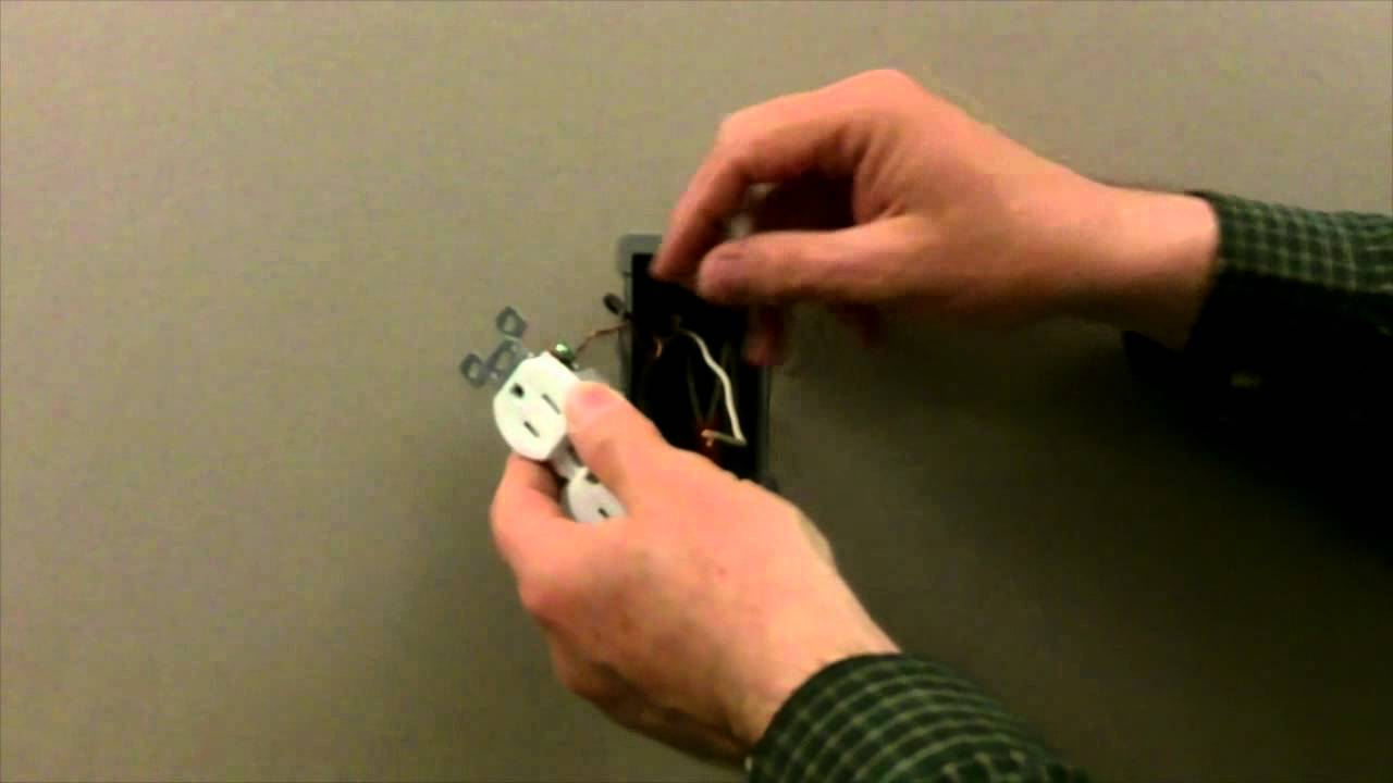 hight resolution of pass seymour how to install the usb charger with tamper resistant outlet