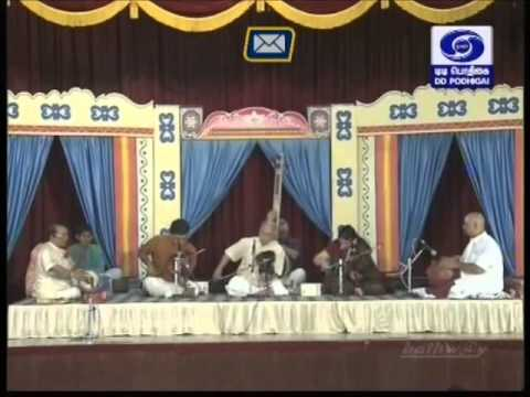 T N Krishnan Violin 06 Surati Vangakadal Aandaal Thiruppavai