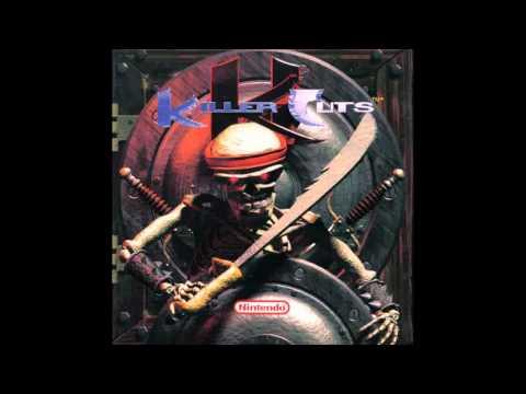 Killer Instinct - Metal Cover
