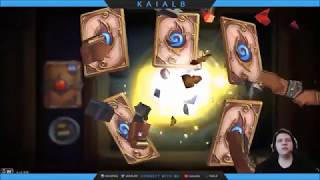 Hearthstone: Kobolds and Catacombs (76 Pack Opening)