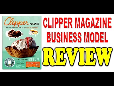 Clipper Magazine Business Model Review