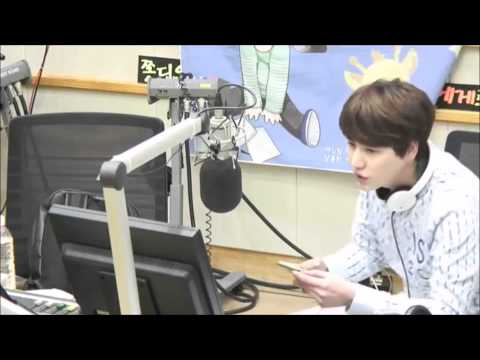 05202015 DJ Kyuhyun - Super Junior Kiss The Radio (At Gwanghwamun cut)