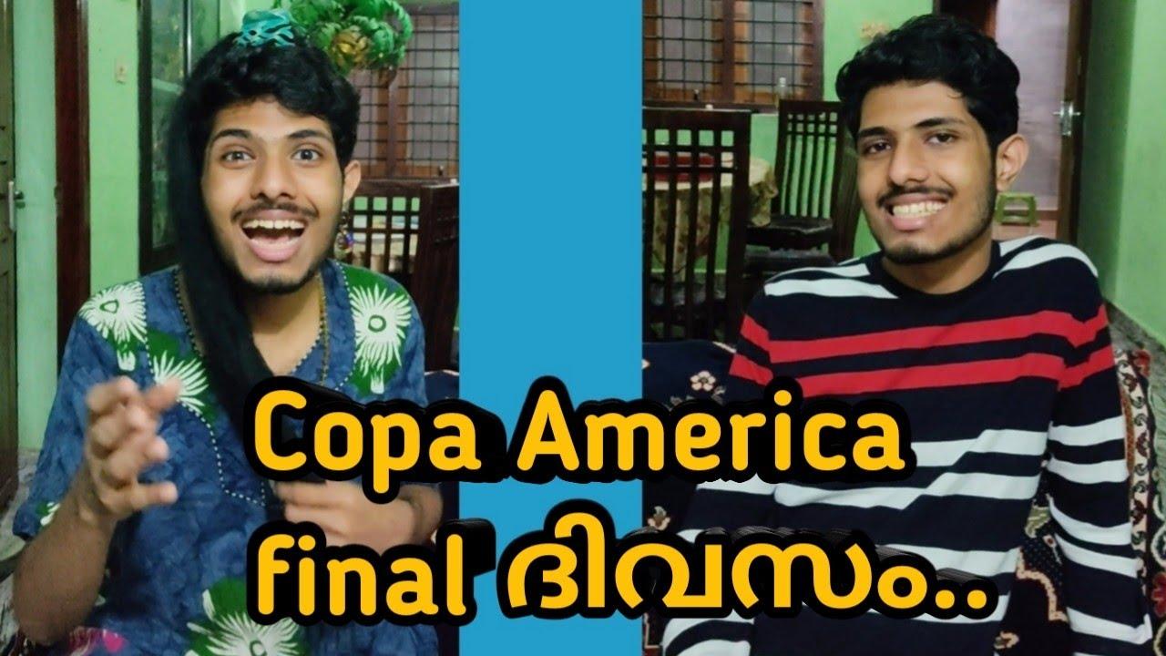 Copa America final ദിവസം   Svm Vines   Malayalam Vine   Malayalam Comedy