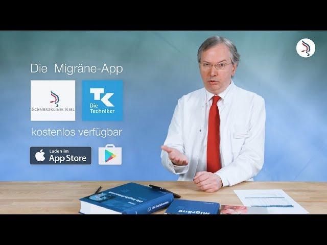 Medikation dokumentieren - Die Migräne-App