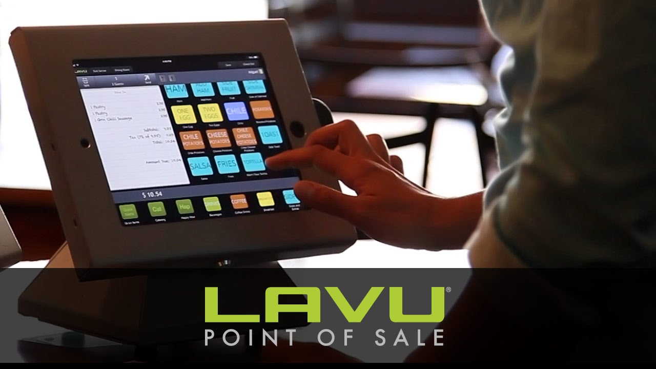 Lavu Restaurant iPad Point of Sale (POS)