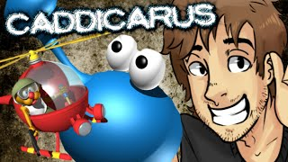 putty squad caddicarus