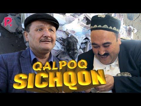 Qalpoq - Sichqon   Калпок - Сичкон (hajviy ko'rsatuv)