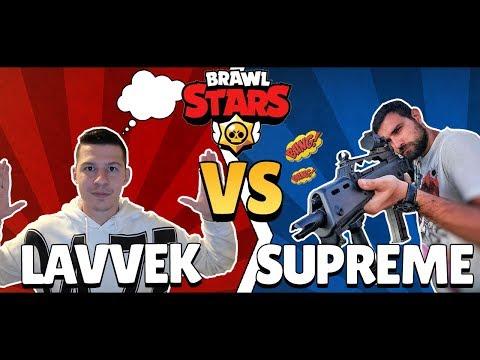 Tko Je Bolji | SupremeNexus Vs Lavvek | Brawl Stars