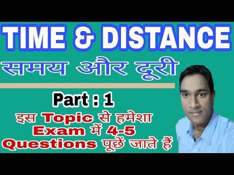 Speed, Time and Distance | Train वाले Questions Solve करने के आसान नियम | SSC Mathematics |