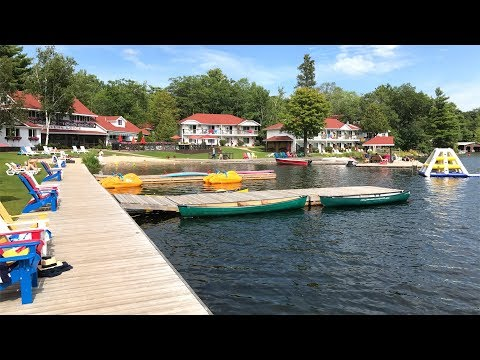 SEVERN LODGE: A Family Resort In The Muskoka - Georgian Bay Lake Country, Near Port Severn, Ontario