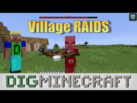 Pillager Outpost in Minecraft