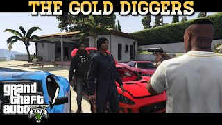 THE GOLD DIGGERS| CAUGHT ON CAMERA| GJG PRODUCTION