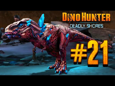 Zombie Dino Hunter: Deadly Shores EP: 21 Zombie BOSS RASH!!