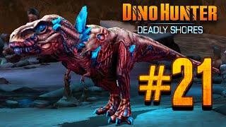 zombie dino hunter deadly shores ep 21 zombie boss rash