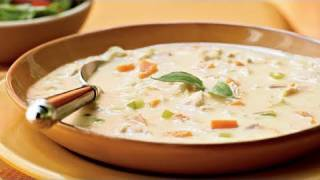 Turkey And Potato Soup With Canadian Bacon Recipe