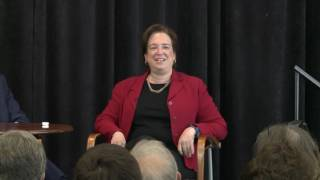 Justice Elena Kagan At UofL