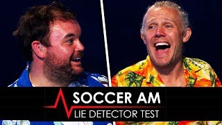 """""""Have you ever wet yourself during a match?"""" 
