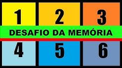DESAFIO BÍBLICO DA MEMÓRIA