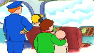 Kajtus po polsku | Kajtus i pilot samolotu | Bajki dla dzieci kompilacja | Animacja kreskówka Polish
