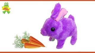 """Fix price Обзор на интерактивную игрушку кролик """"домашнее животное"""" от Play the Game"""